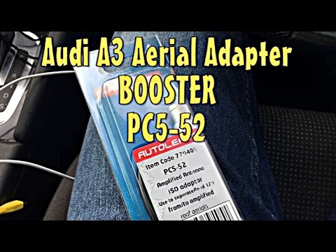 Audi A3 Aerial Adapter Booster