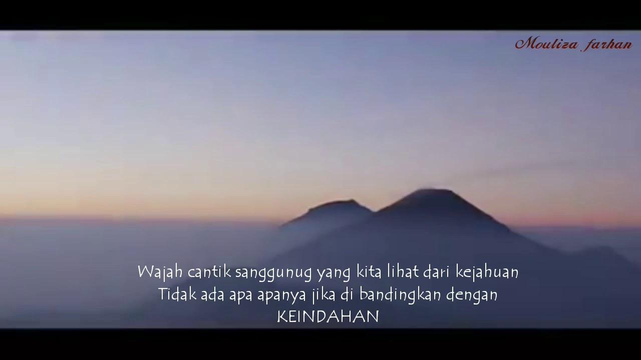 Status Wa Terbaik Kata Kata Untuk Pencinta Alam Pendaki Gunung