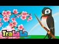 A venit primăvara - Cântece de primăvară pentru copii | TraLaLa