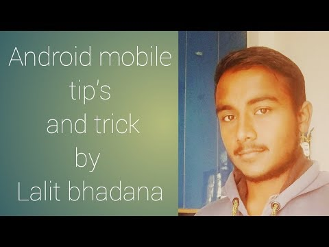 Android tips and tricks for every person by Tachnical bhadana ji