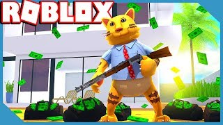 ROBLOX ROB THE $1,000,000 MANSION OBBY