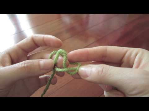 Learn To Knit Part Casting On