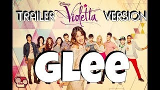 Trailer Glee Temporada 1 version Violetta Disney