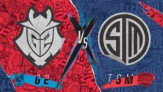 G2 vs TSM - Day 2 | Rift Rivals | G2 Esports vs. TSM (2019)