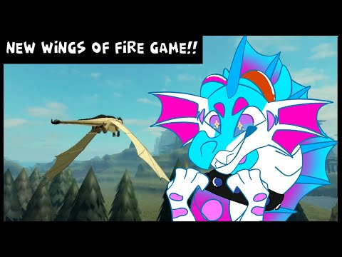 NEW WINGS OF FIRE SURVIVAL GAME! |