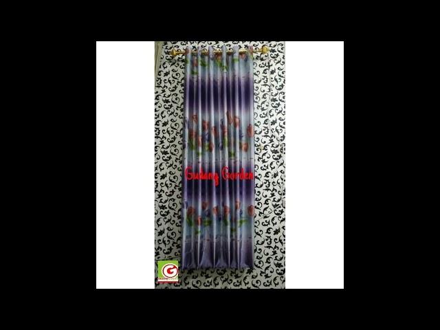 Gorden Minimalis Ceruty Ungu - Produk 0852 8765 1175 #gordenmurah #gudanggorden