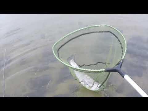 Fly Fishing Rutland Water 140320