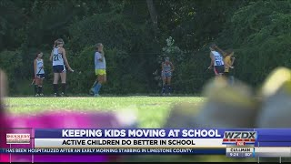 Health Minute: Keeping Kids Active