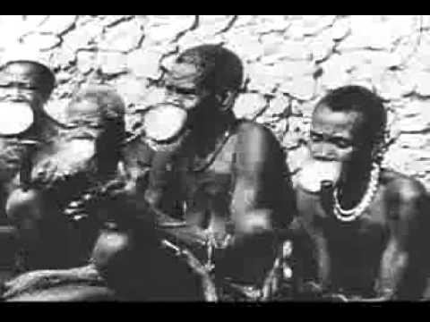 Africa Speaks, lion eats african, umangi tribe+lion hunt.flv