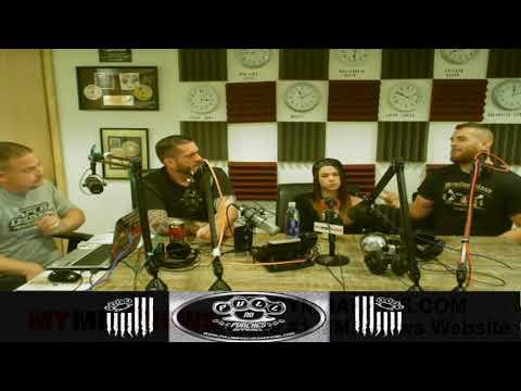MyMMANews Radio - Eric Roncoroni, Brett Martinez, Dakota Mergott
