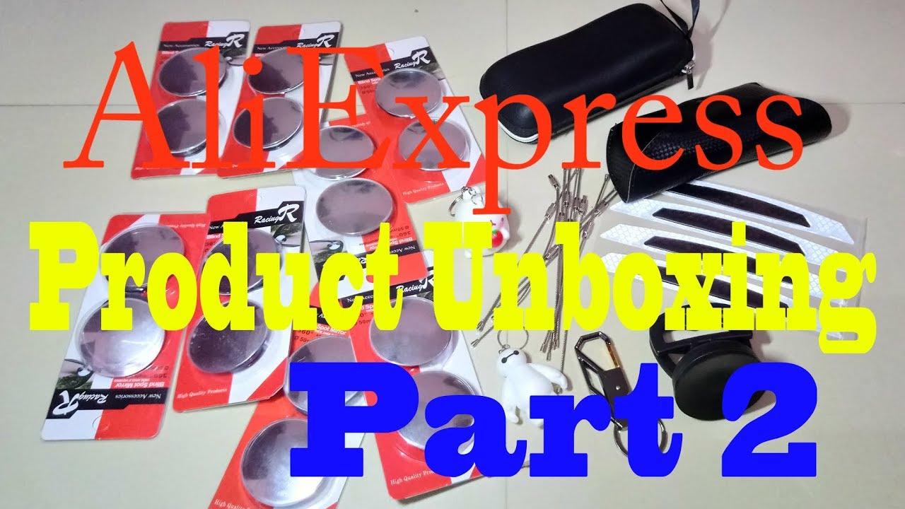 AliExpress Product Unboxing Part-2 l Autoparts l Accessories...