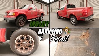 1998 Ford F-150 Barn Find Gets A Full Resurrection Makeover Detail