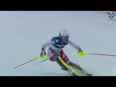 Ladies Alpine Combined Slalom 2017 FIS Alpine World Ski Championships, St. Moritz