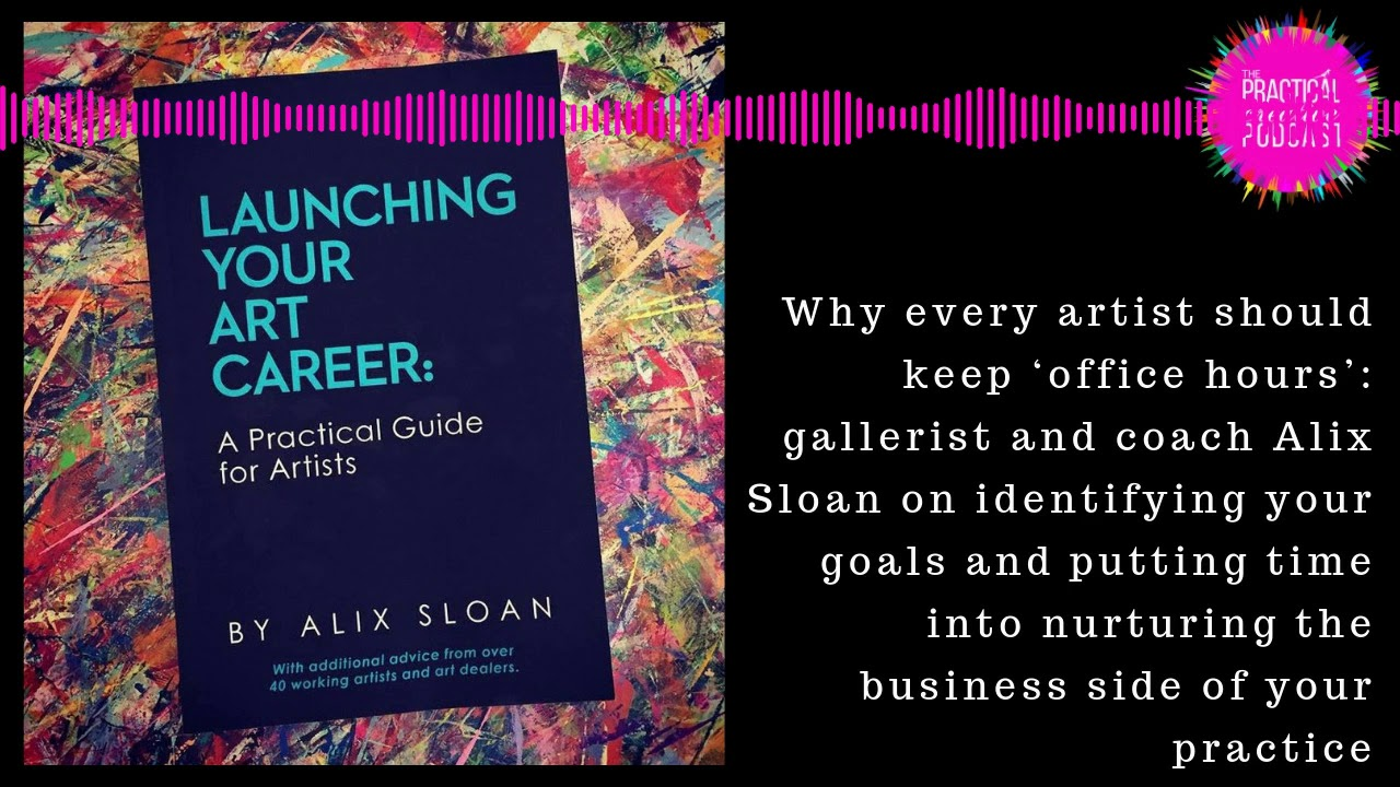 launching your art career a practical guide for artists