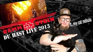 """Baixar First Reaction to RAMMSTEIN """"Du Hast"""" Live at Download Fest 2013"""