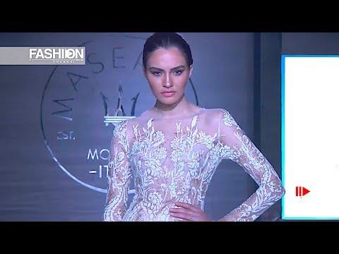 ZEINA SLAIBYl - SANDRA RIZK 2017 Kuwait Fashion Week with Oriental Fashion Show - Fashion Channel