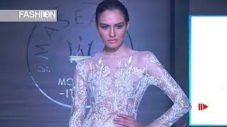 ZEINA SLAIBYl   SANDRA RIZK 2017 Kuwait Fashion Week with Oriental Fashion Show   Fashion Channel