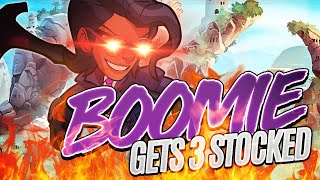 I 3 STOCKED BOOMIE (Then he 3 stocked me lol...)