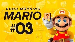 Good Morning Mario #03 [Super Mario Maker]