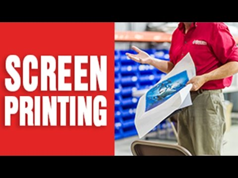Screen Printing: Does It Mesh with Your Business?