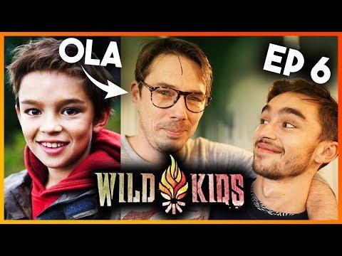 OLA ÄR MED OSS OCH KOLLAR! - Wild kids ep. 6
