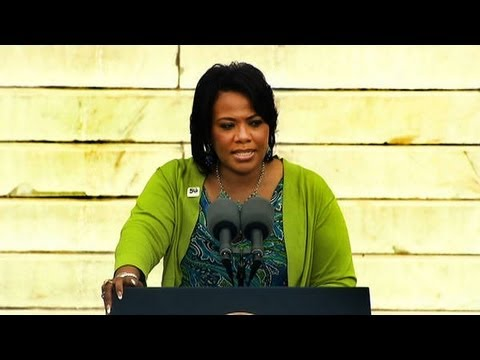 Rev. Bernice King On Her Father's Legacy - 50th Anniversary Of March On Washington