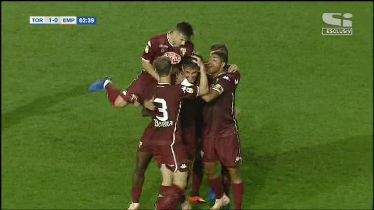 PRIMAVERA 1: Torino - Empoli 3-0 - YouTube