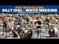 watch he video of Billy Idol - White wedding - 400 Hungarian musicians - Szegedrocks 2018 official