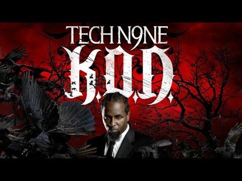 K.O.D Full Album - Tech N9ne
