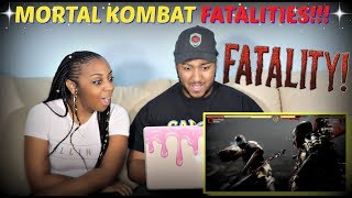 Mortal Kombat 11: All Fatalities and Fatal Blows (So Far) REACTION!!!