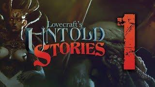 Detektyw na tropie dziwnego kultu || Lovecraft's Untold Stories [#1]