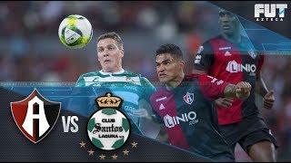 Liga MX | Atlas 1-0 Santos Jornada 12 Clausura 2019