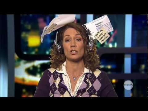 Kitty Flanagan on open plan offices - The Project