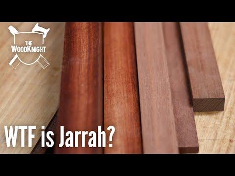 WTF is Jarrah?