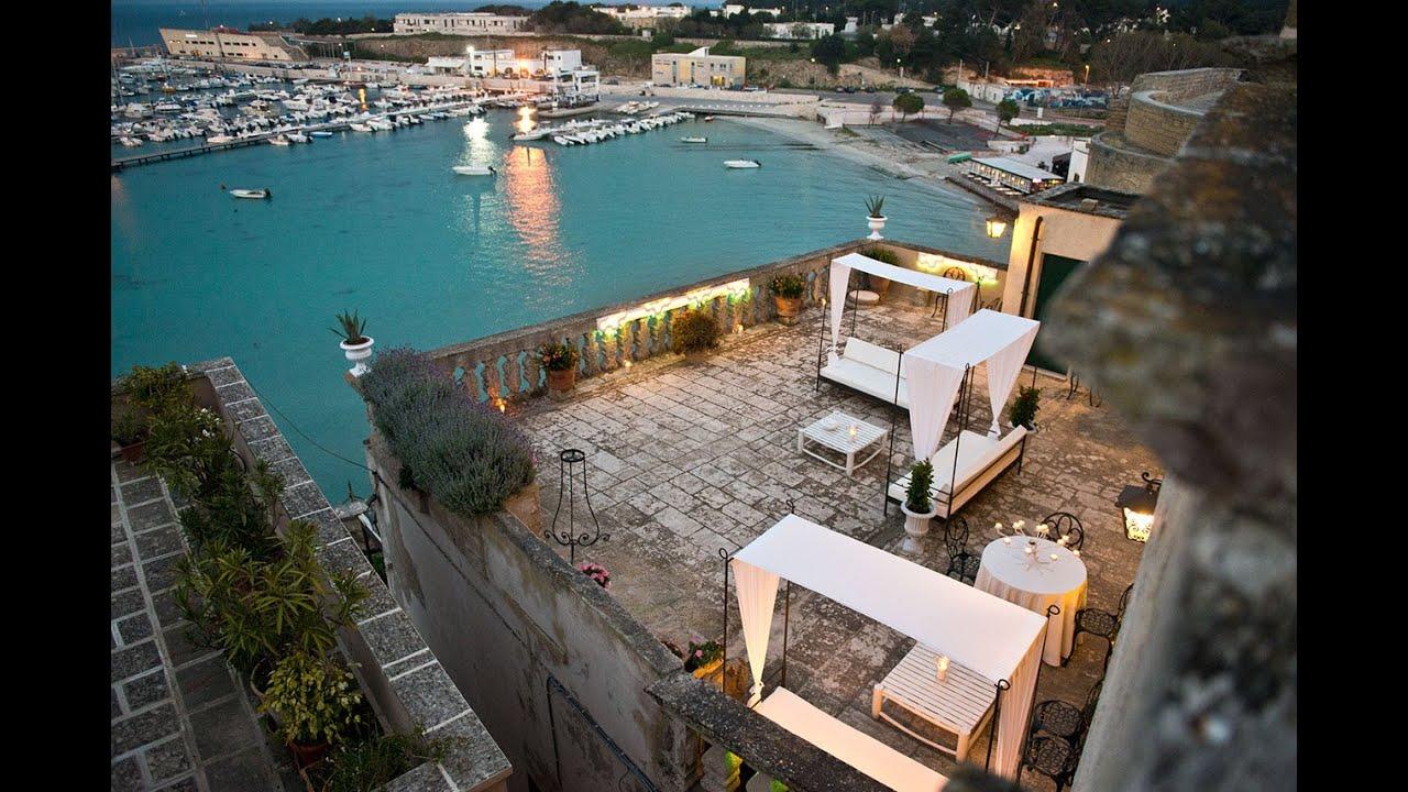 B&B Otranto, Terrazze e Vista sul mare di Palazzo De Mori, Salento ...