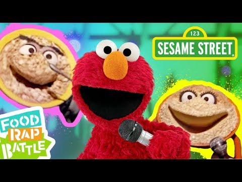 Sesame Street: Cereal vs. Oatmeal feat. James Iglehart & Lynn Cheng | Elmo's Food Rap Battle