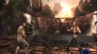 Modo História de Mortal Kombat com legendas em portugues (5)