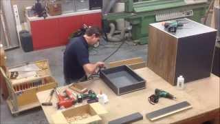 Blum Movento lade maken bij AVIdee Interieurs