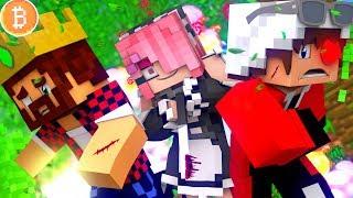 НАС ПЫТАЮТСЯ УБИТЬ НА НЕОБИТАЕМОМ КРИПТО-ОСТРОВЕ! КРИПТОГОРОД!  Minecraft