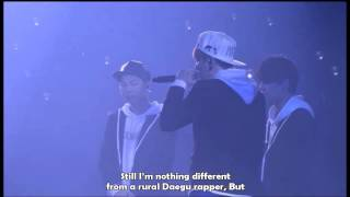 Download lagu [Eng] Born Singer live - 2015 BTS Live Trilogy Episode I : BTS BEGINS
