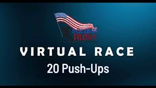 20 Push-Ups - Soldier Rush Virtual Race
