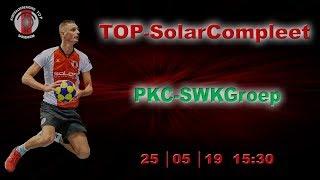 Ereklasse B: TOP/SolarCompleet tegen PKC/SWKGroep, zaterdag 25 mei 2019