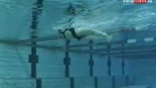 Повороты в плавании