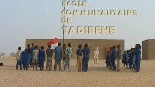Touaregs Niger : A l'école des enfants de nomades