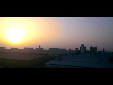 Doha Industrial City - Timelapse