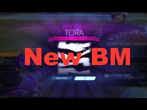 New Black Market Decal!! | Tora | Turbo Crate