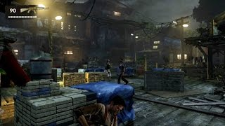 Better Late Than Never: Uncharted: Golden Abyss Vita Gameplay