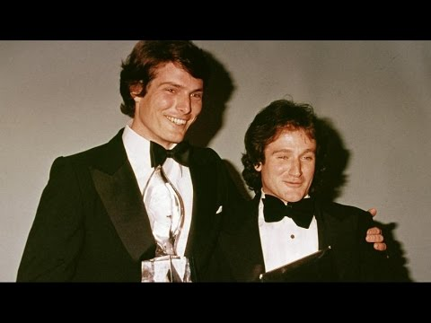 Robin Williams and Christopher Reeve's Secret Pact