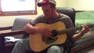 "Luke Bryan ""We Rode In Trucks"" COVER by Josh Brock"