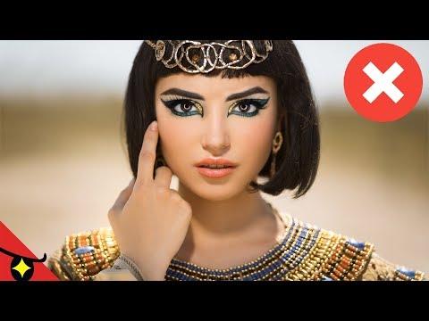 6 MENSONGES Sur L'ÉGYPTE 🔺